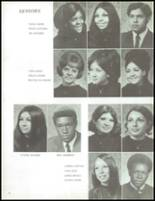 1971 Garey High School Yearbook Page 22 & 23