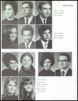 1971 Garey High School Yearbook Page 28 & 29