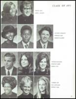1971 Garey High School Yearbook Page 32 & 33