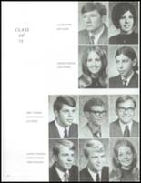 1971 Garey High School Yearbook Page 42 & 43