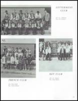 1971 Garey High School Yearbook Page 142 & 143