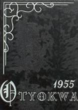 1955 Yearbook Ysleta High School