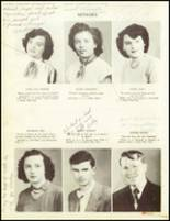 1951 Sandy Ridge High School Yearbook Page 16 & 17