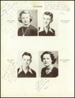 1951 Sandy Ridge High School Yearbook Page 30 & 31