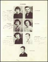 1951 Sandy Ridge High School Yearbook Page 32 & 33