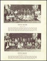 1951 Sandy Ridge High School Yearbook Page 36 & 37