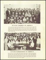 1951 Sandy Ridge High School Yearbook Page 50 & 51