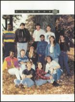1992 Chattanooga Arts & Sciences High School Yearbook Page 26 & 27
