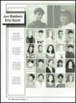 1992 Chattanooga Arts & Sciences High School Yearbook Page 80 & 81