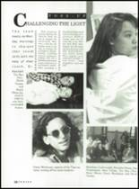 1992 Chattanooga Arts & Sciences High School Yearbook Page 100 & 101