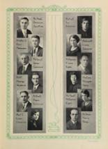1928 Woodward High School Yearbook Page 24 & 25