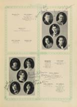 1928 Woodward High School Yearbook Page 40 & 41