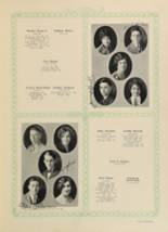 1928 Woodward High School Yearbook Page 42 & 43
