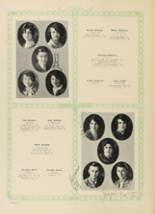 1928 Woodward High School Yearbook Page 44 & 45