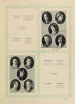 1928 Woodward High School Yearbook Page 46 & 47