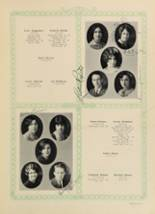 1928 Woodward High School Yearbook Page 48 & 49