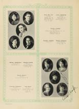 1928 Woodward High School Yearbook Page 50 & 51