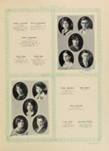 1928 Woodward High School Yearbook Page 52 & 53
