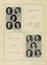 1928 Woodward High School Yearbook Page 56 & 57