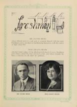 1928 Woodward High School Yearbook Page 76 & 77