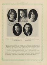 1928 Woodward High School Yearbook Page 88 & 89