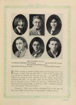 1928 Woodward High School Yearbook Page 94 & 95