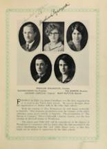 1928 Woodward High School Yearbook Page 104 & 105