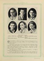 1928 Woodward High School Yearbook Page 112 & 113
