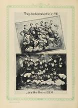 1928 Woodward High School Yearbook Page 154 & 155