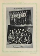 1928 Woodward High School Yearbook Page 164 & 165