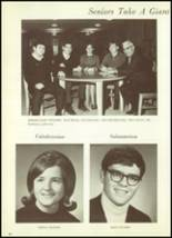 1969 Mt. Morris High School Yearbook Page 26 & 27