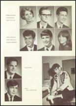 1969 Mt. Morris High School Yearbook Page 28 & 29