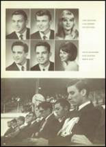 1969 Mt. Morris High School Yearbook Page 30 & 31