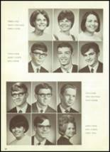 1969 Mt. Morris High School Yearbook Page 32 & 33