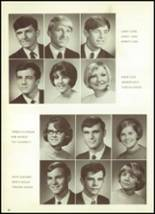 1969 Mt. Morris High School Yearbook Page 40 & 41