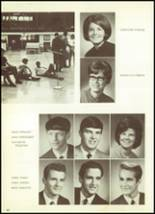 1969 Mt. Morris High School Yearbook Page 46 & 47