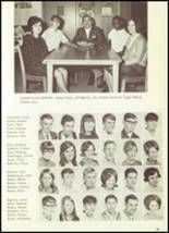 1969 Mt. Morris High School Yearbook Page 48 & 49