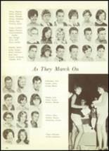 1969 Mt. Morris High School Yearbook Page 54 & 55