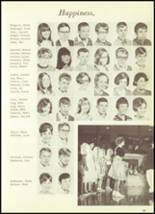 1969 Mt. Morris High School Yearbook Page 58 & 59
