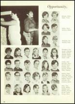 1969 Mt. Morris High School Yearbook Page 60 & 61