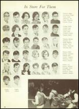 1969 Mt. Morris High School Yearbook Page 62 & 63