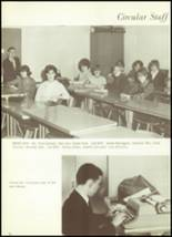 1969 Mt. Morris High School Yearbook Page 76 & 77