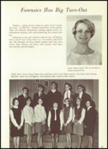 1969 Mt. Morris High School Yearbook Page 78 & 79