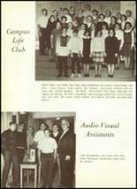 1969 Mt. Morris High School Yearbook Page 82 & 83