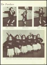 1969 Mt. Morris High School Yearbook Page 90 & 91