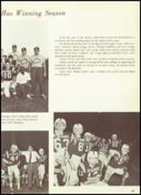 1969 Mt. Morris High School Yearbook Page 92 & 93
