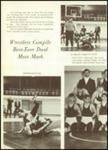 1969 Mt. Morris High School Yearbook Page 102 & 103