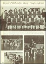 1969 Mt. Morris High School Yearbook Page 110 & 111