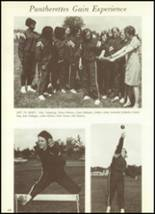 1969 Mt. Morris High School Yearbook Page 112 & 113