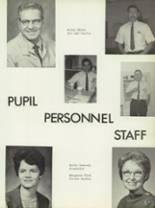 1970 Sequoyah High School Yearbook Page 16 & 17
